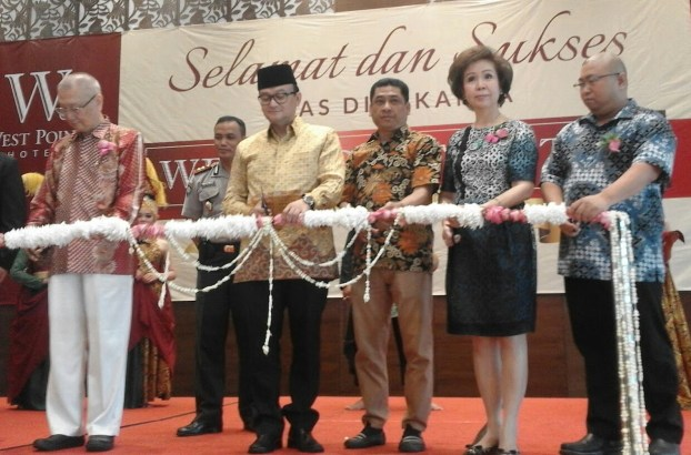 Grand Opening West Point Hotel Bandung