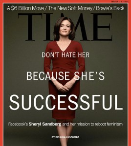 Sheryl Sandberg backlash