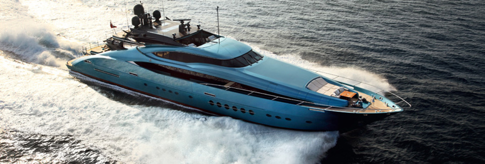 Charter PJ 150 BLUE ICE Arcon Yachts