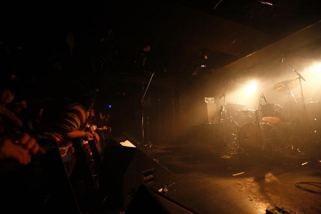 ライブ中のトラブル