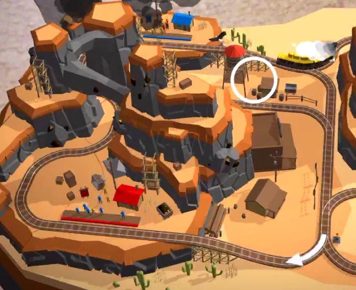 Conduct AR! game screenshot
