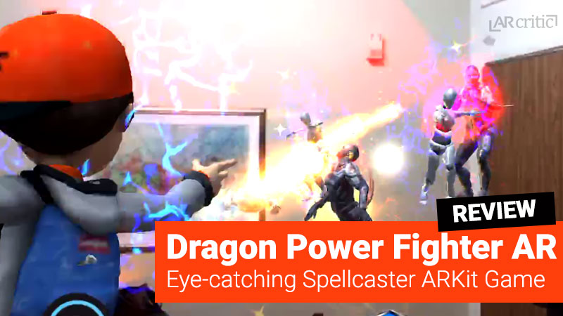Dragon Power Fighter AR