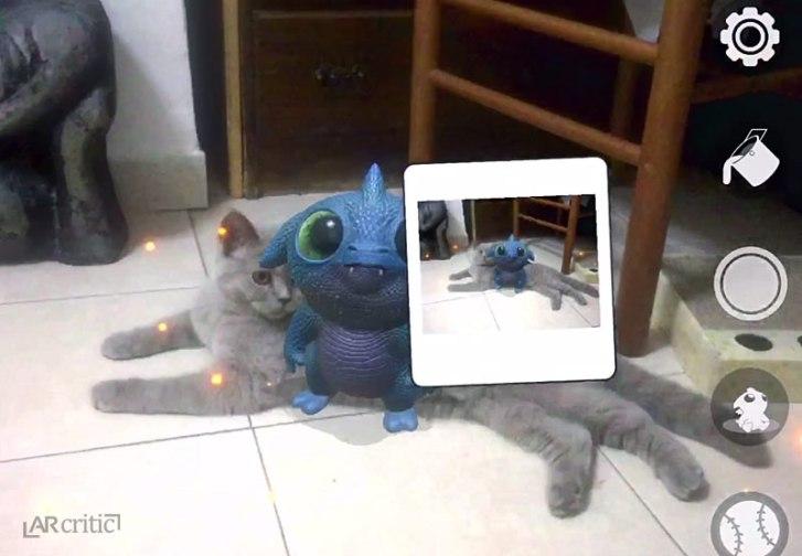 Follow Me Dragon Photo mode