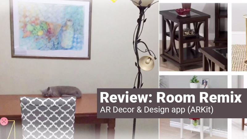 Room Remix Review Ar Decor Design App