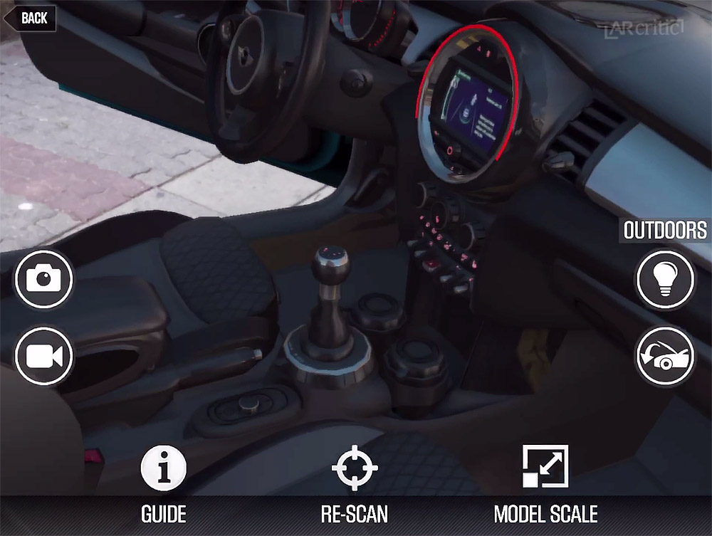 CSR Racing 2 Receives a new AR Mode with Photorealistic Car Rendering