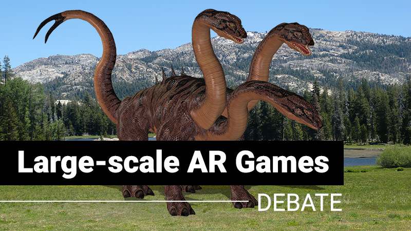 large scale ar games