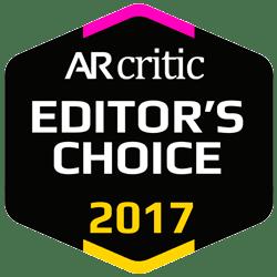 AR Critic Editor's Choice Award 2017