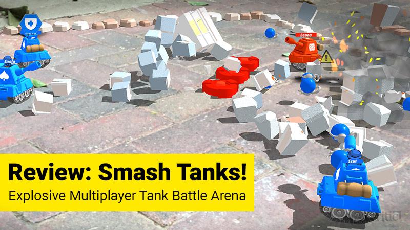 Smash Tanks!
