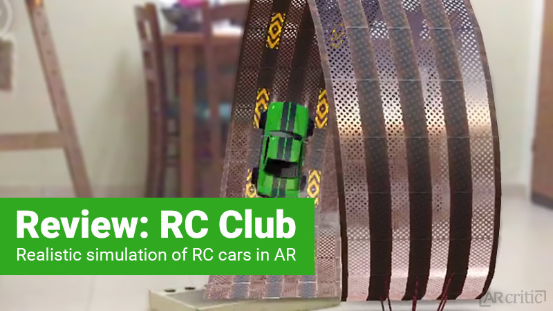 RC Club Augmented Reality Motorsports