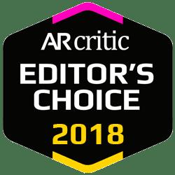 AR Editor's Choice Award 2018