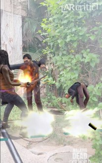 TWD: Our World game screenshot