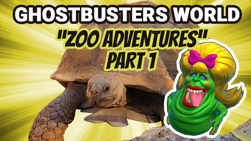 Zoo Adventures, Ghostbusters World