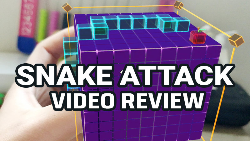 Snake Attack Video review