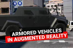 INKAS Armored AR Vehicles Showcase Android App