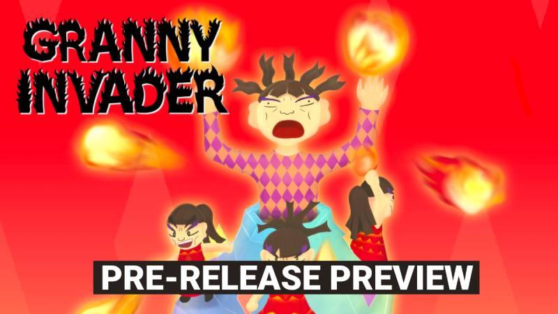 Granny Invader
