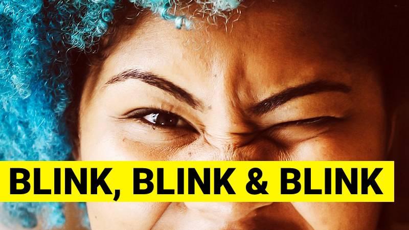 eye blinking game