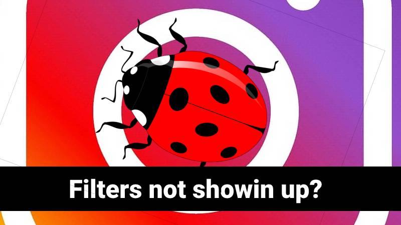 IG filters bug