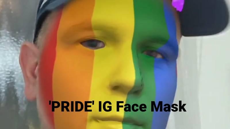Pride IG Face Mask