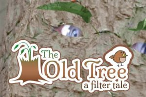 The Old Tree – a Theatrical Instagram Face Filter