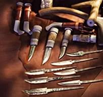 Lappish knives