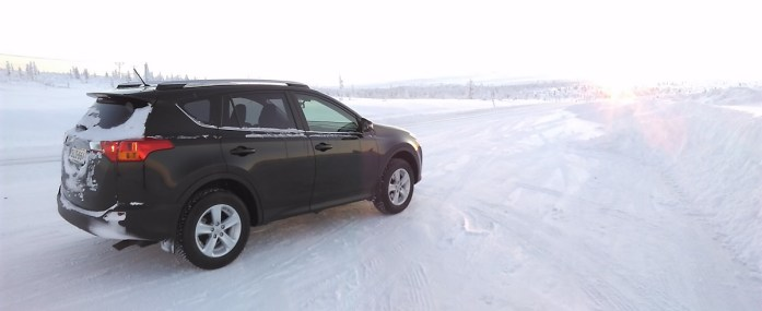 Louer une voiture à Rovaniemi