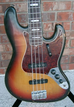 1968 Fender Jazz Bass