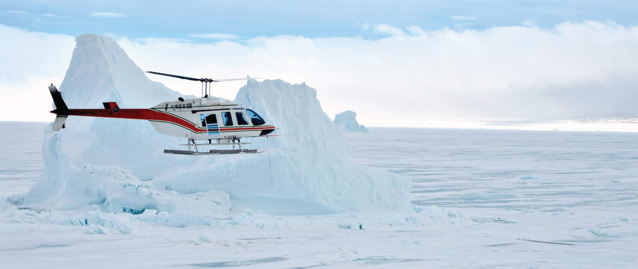 Ultimate Floe Edge Explorer Nunavut | Arctic Kingdom