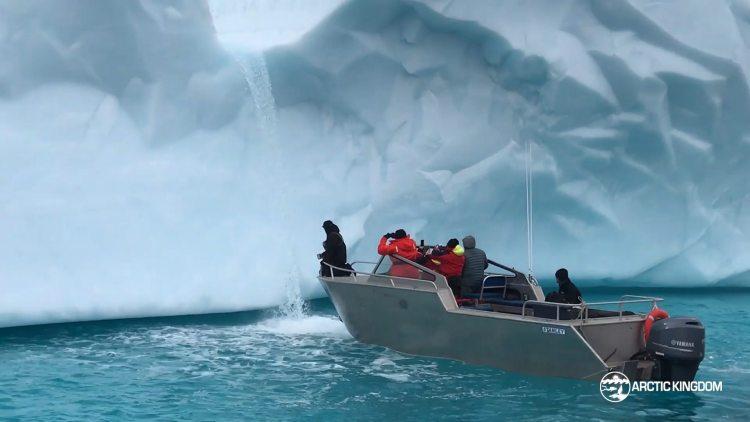 Drink from Iceberg
