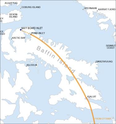Arctic Kingdom - fly-in floe edge experience