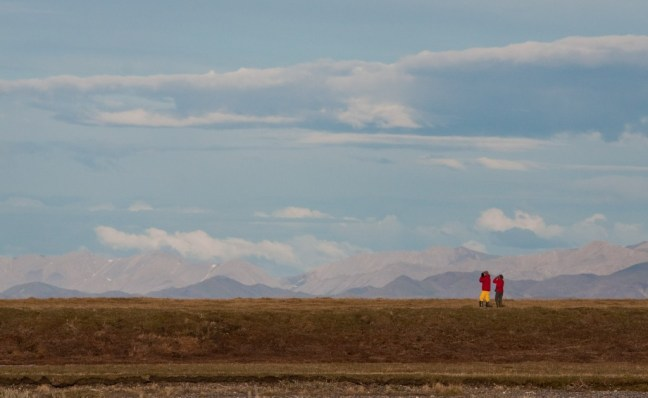 Arctic Refuge Hiking