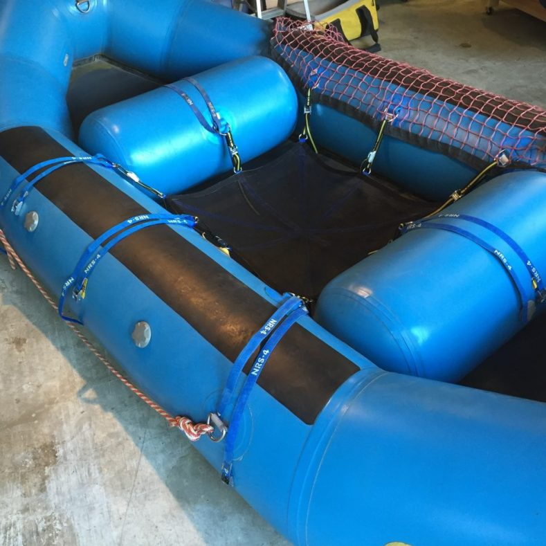 13' Otter Fairbanks Raft Rental