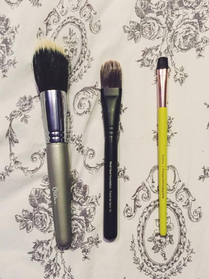 brushes x2