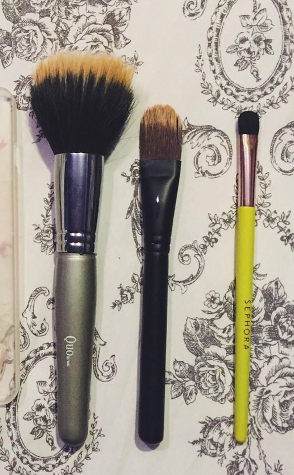 brushes x4