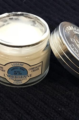 Review   L'Occitane Shea Light Face Cream