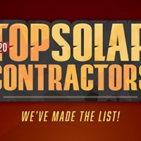 Arctic Solar Ventures Corporation named to Top Solar Contractors List for Third Straight Year