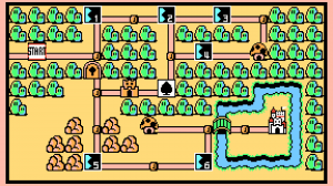 Super Mario Bros. 3 Map