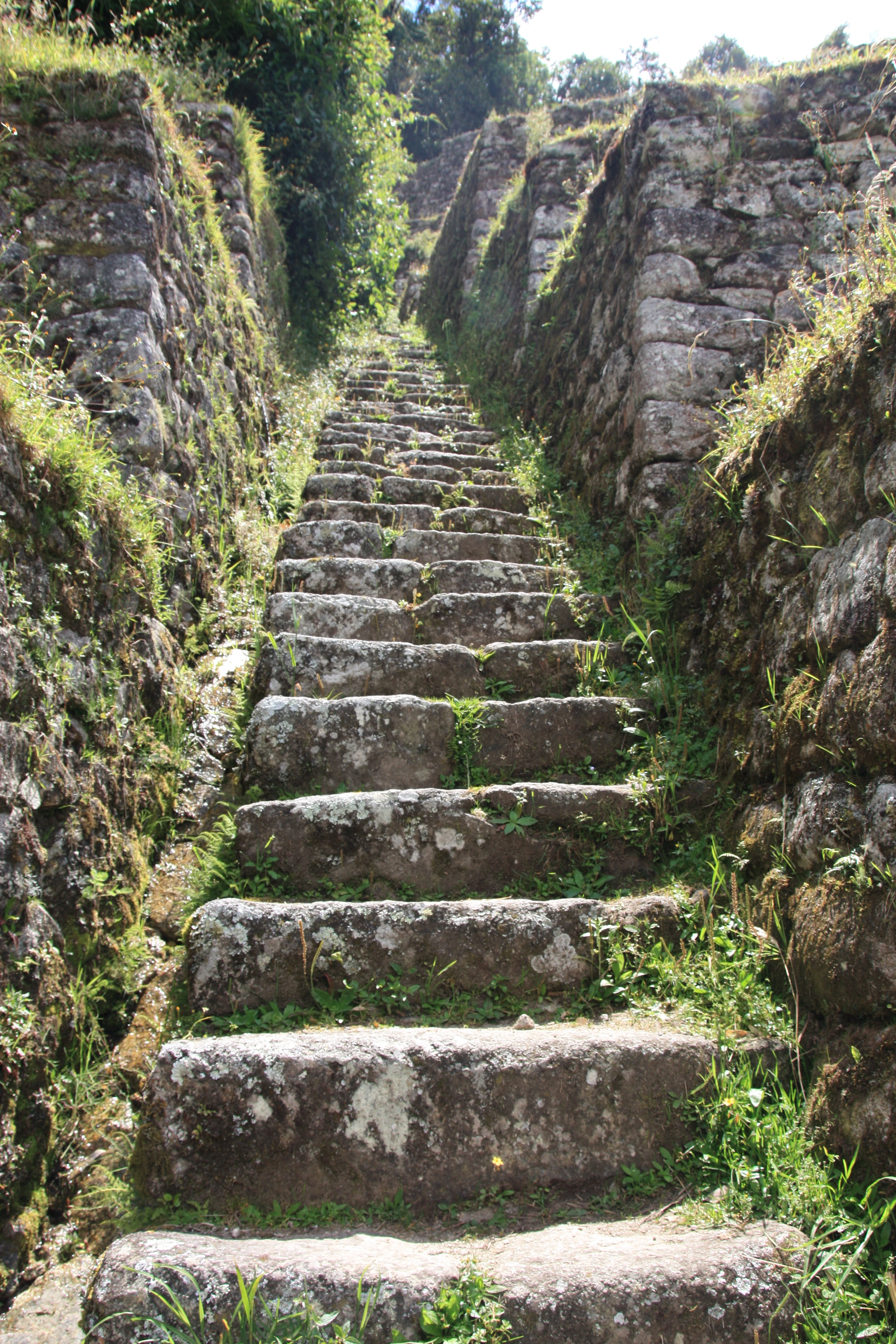 Lessons From A Journey Inca Trail