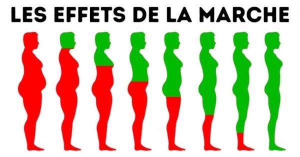 """Résultat de recherche d'images pour """"les effets de la marche"""""""