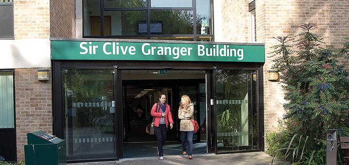 clive granger building