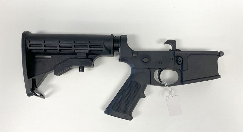 AR parts available