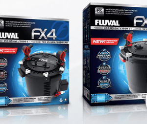 Fluval FX Series Canister Filters