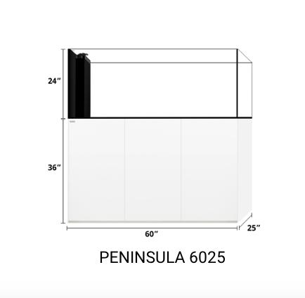 Waterbox Peninsula dimensions