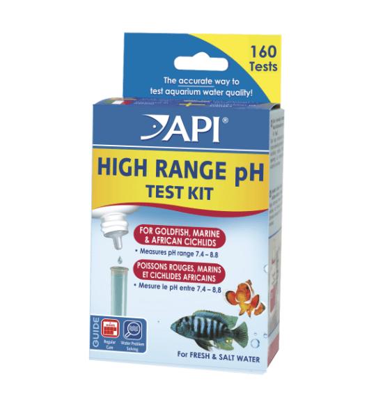 High Range PH test