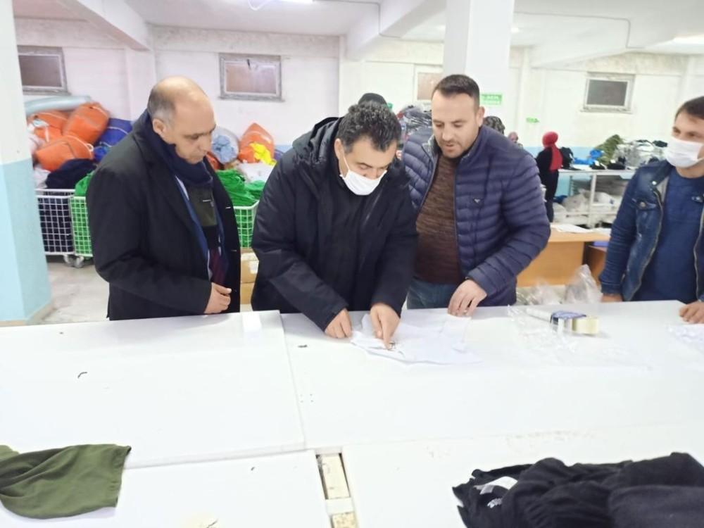Başkan Demir'den tekstilcilere önemli çağrı: 'Gelin Ardahan'da işsizliği bitirelim'