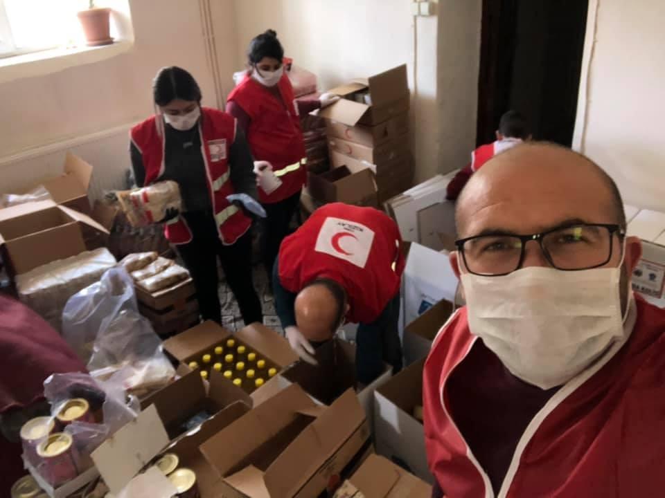 Başkan Vural'dan Türk Kızılayı kuruluş yıldönümü mesajı