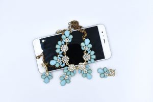 Mobile and jewelry