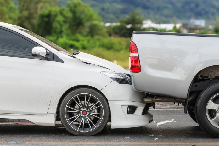 Different Types of Motor Vehicle Accidents