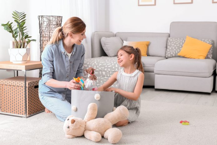 4 Strategies To Encourage Your Kids To Clean Up