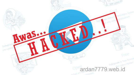 telegram hack awas