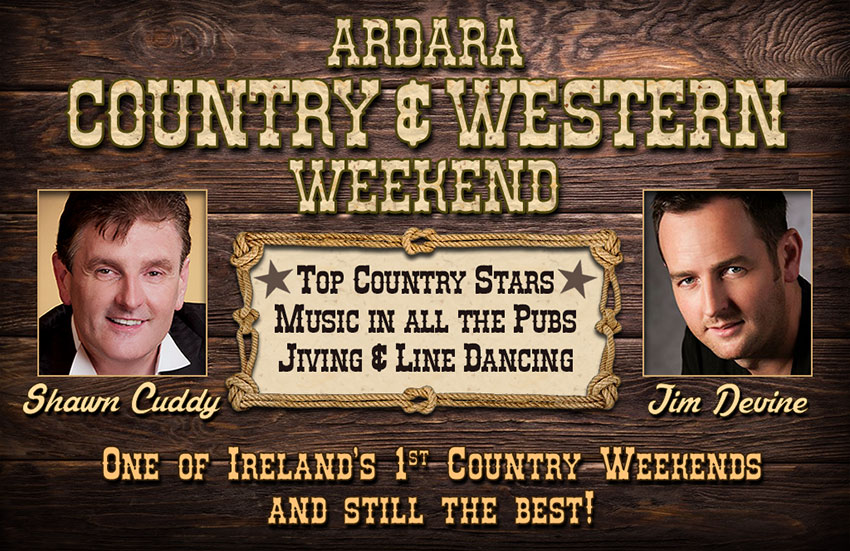 The Country & Western Weekend